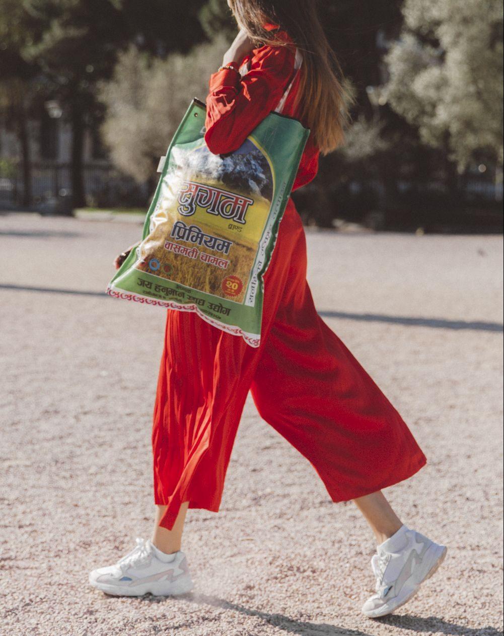 hemper rice bags